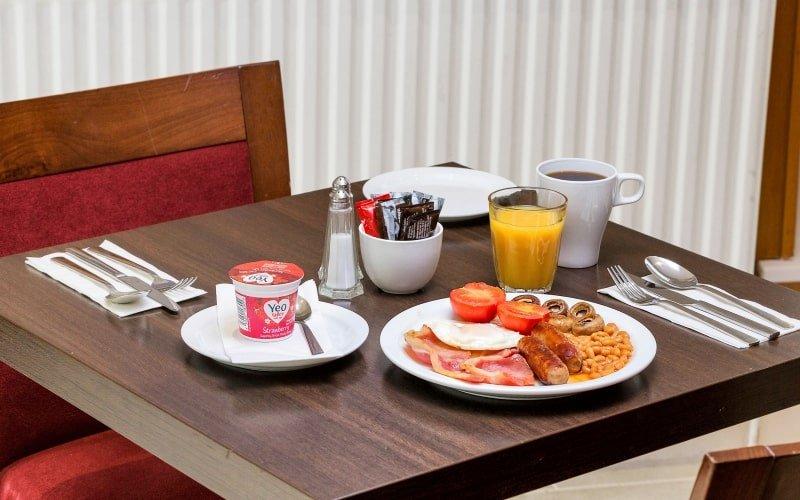 Full Breakfast National Hotel Muswell Hill