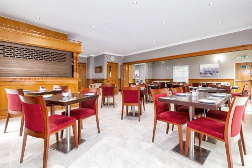 Function room National Hotel Muswell Hill