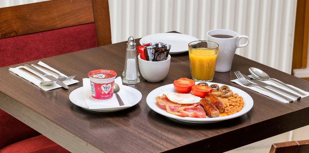 Full Breakfast National Hotel Muswell Hill